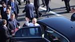 ورود ولادیمیر پوتین رئیس جمهوری روسیه به تهران