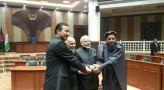 افتتاح ساختمان جدید شورای ملی افغانستان