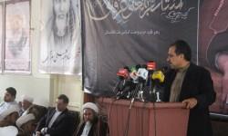 سخنرانان: عرفانی از معماران جهاد در کشور بود