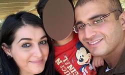همسر عمر متین، متهم شناخته شد