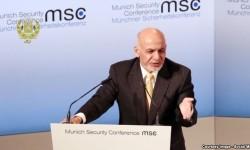 رئیس جمهور: جنگ افغانستان جنگی داخلی نه بلکه جنگ دولت بادولت است