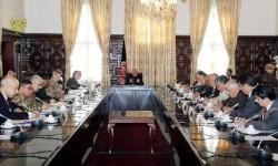اولین جلسه بورد نظارت بر تعیینات در ارگ برگزار شد
