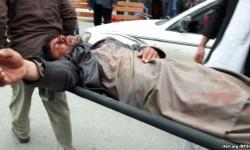 یک سرباز افغانی هفت سرباز خارجی را زخمی ساخت
