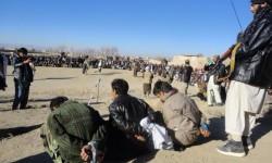 محکمه صحرایی مخالفین مسلح دست و پای یک جوان هراتی را قطع کرد