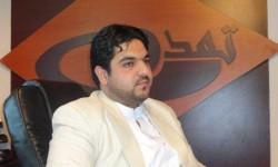پیام تسلیت محمدجواد محسنی رئیس شبکه تلویزیونی تمدن به مناسبت درگذشت آقای هاشمی رفسنجانی
