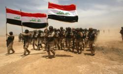 داعش در محاصره کامل نیروهای عراقی در آمد